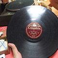 Photos: 分厚いレコード盤