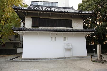 岡山城西丸西手櫓 - 1