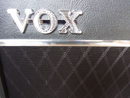 VOX真空管アンプ
