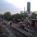 【タイ】ひまわり列車|Sunflower Train 2008 [04]|バンコク近郊