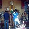 Photos: 【タイ】ロッブリー Lopburi 2008 [23] 猿に占拠された寺 San Phra Karn