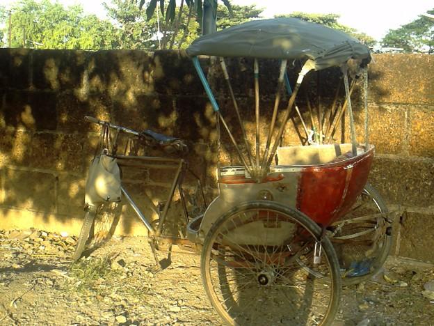 Photos: 【タイ】ロッブリー Lopburi 2008 [26] 昔ながらのトゥクトゥク