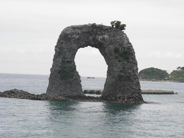 写真: 090617-32なべつる岩2