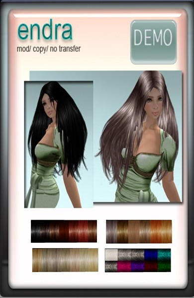 AD - endra Hair