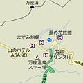 Photos: 091023 万座温泉 on iPhone Map