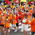 やっさ祭り2009の小学生チーム