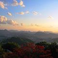 秋の瀬戸・黄昏