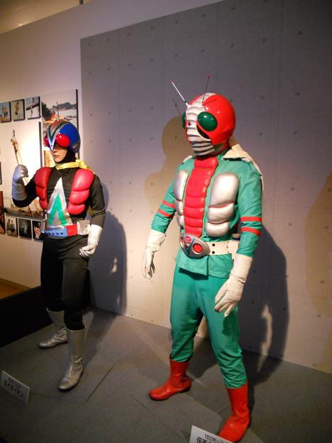 仮面ライダーV3&ライダーマン