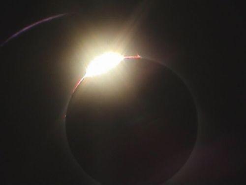 Photos: 皆既日食