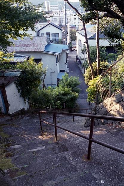 伊東の階段
