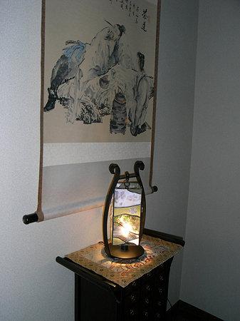 妙の湯廊下2
