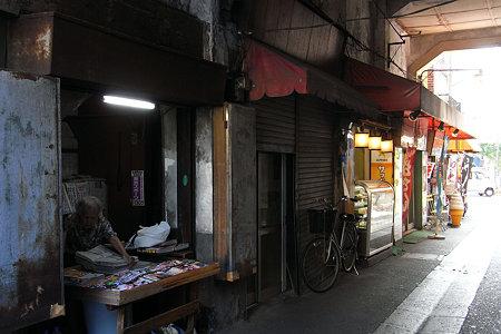 三ノ輪橋界隈