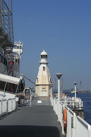 横浜に残る最古の灯台