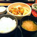Photos: 揚げ出し豆腐定食