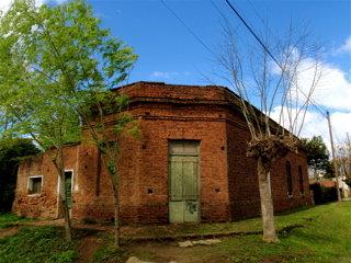 赤煉瓦の家