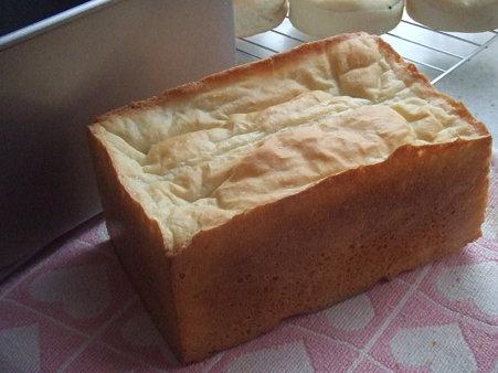 フランスパン風角食4