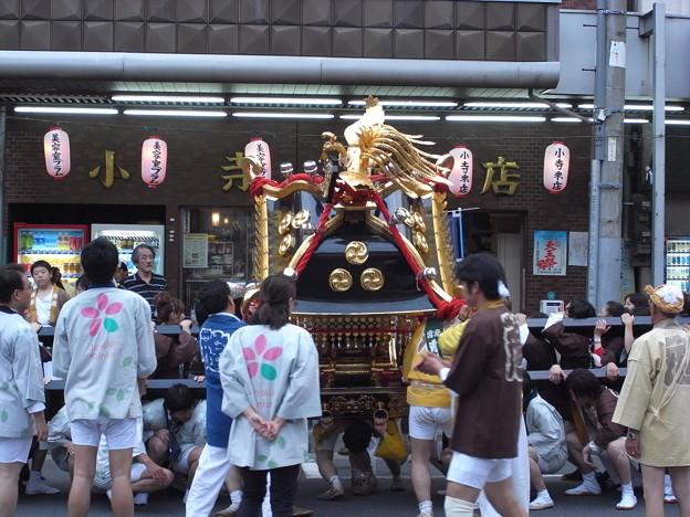 南千住・素盞雄神社・天王祭 2009年6月6日 12