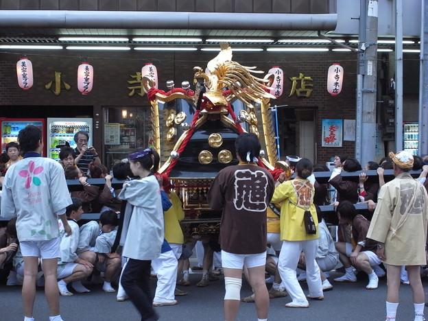 南千住・素盞雄神社・天王祭 2009年6月6日 14