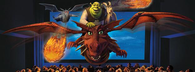 USF - Shrek 4D