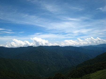 二ノ森登り途中2