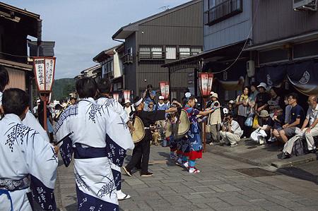 おわら風の盆2009 15