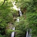 写真: 十二滝(中段)