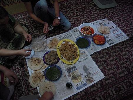 イフタールの食卓