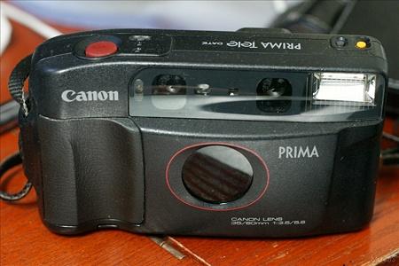 Canon PRIMA Tele DATE