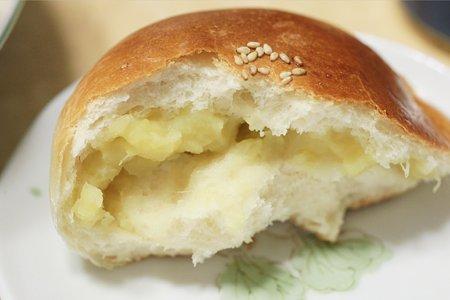 いもあんパン
